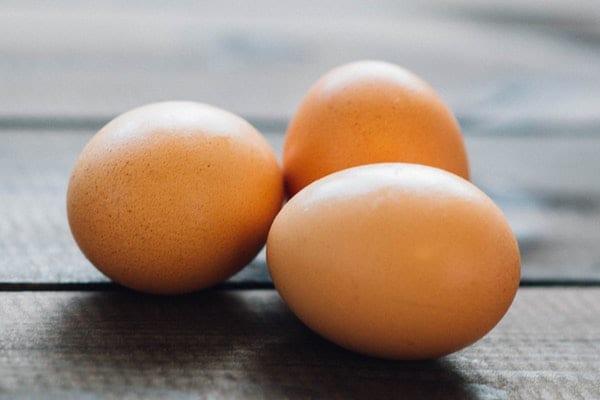 Maseczki z kurzego białka