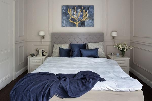 aranżacji sypialni