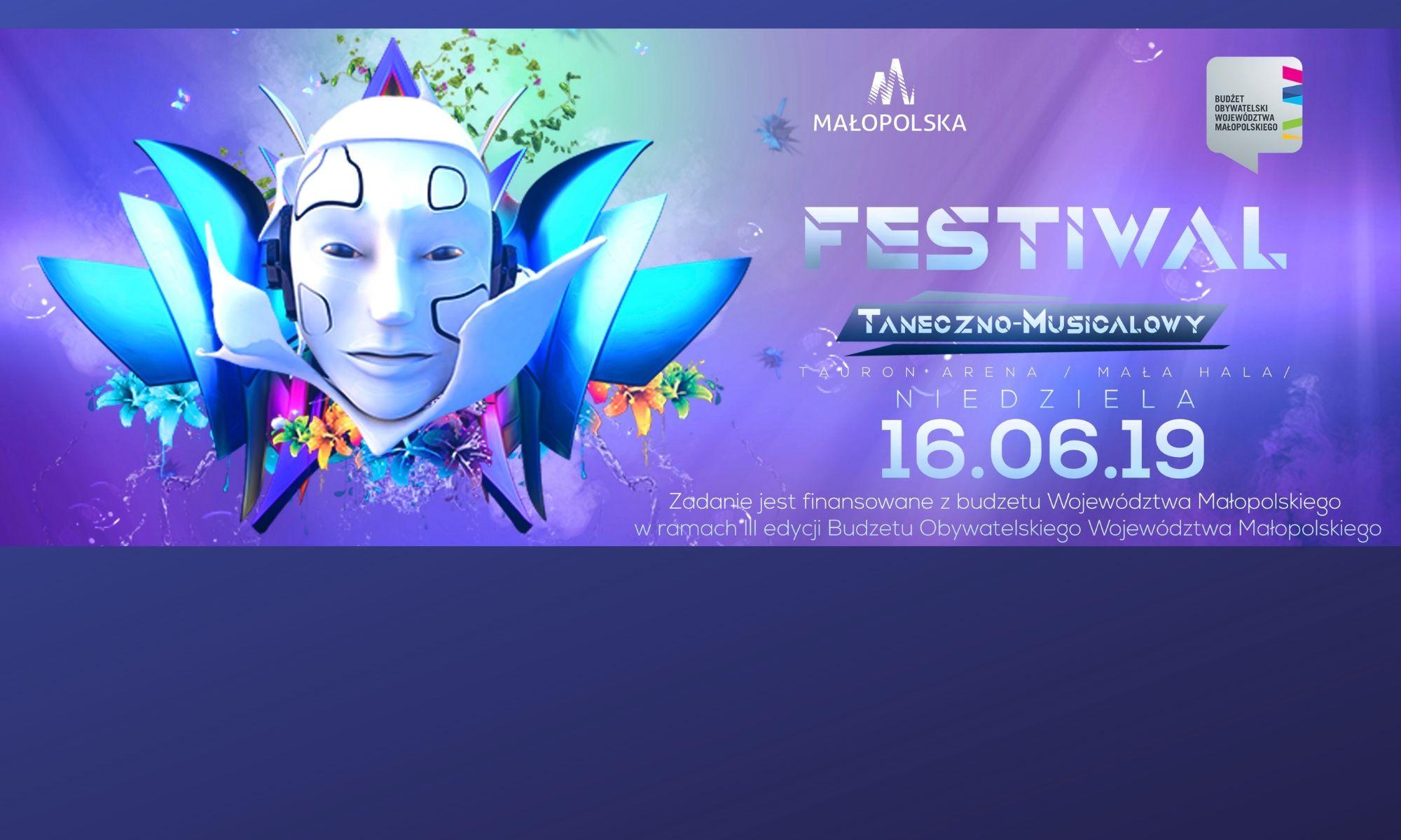 Festiwal taneczno musicalowy