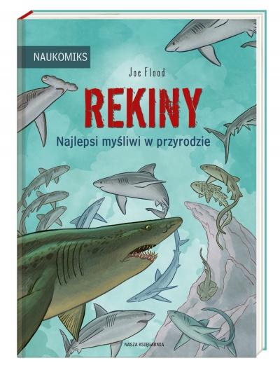 Rekiny najlepsi myśliwi w przyrodzie