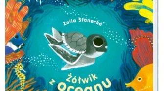 Żółwik z oceanu
