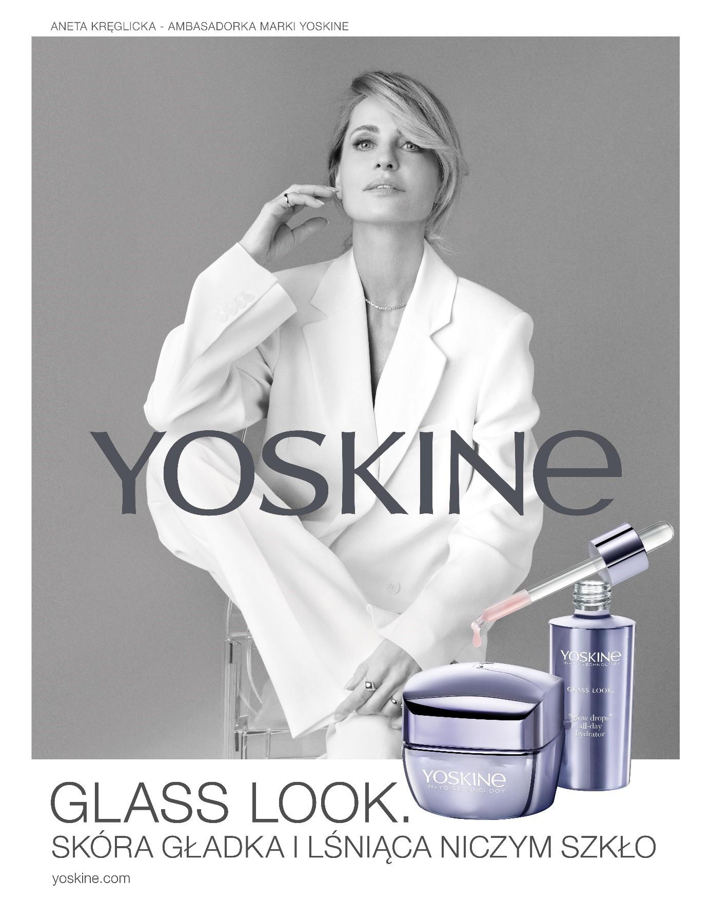 YOSKINE GLASS LOOK wyspa-kobiet.pl