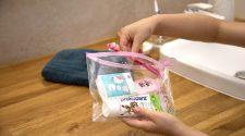 Niezbędnik higieniczny do szkolnej wyprawki