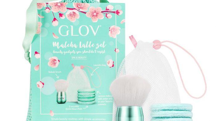 Odnajdź prawdziwe ukojenie i harmonię w japońskim stylu z zestawem pielęgnacyjnym Matcha Latte Set od GLOV