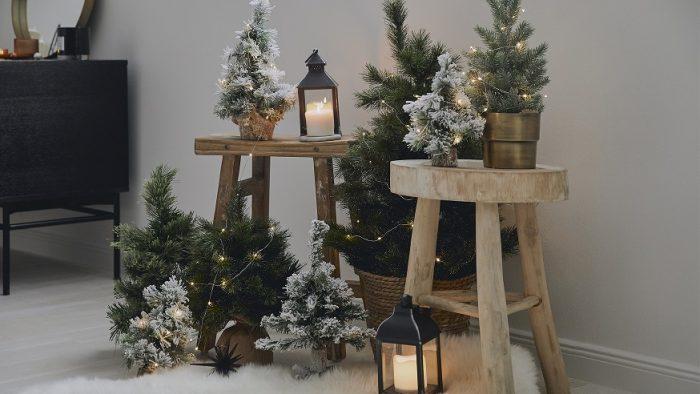 dekorację domu na Święta