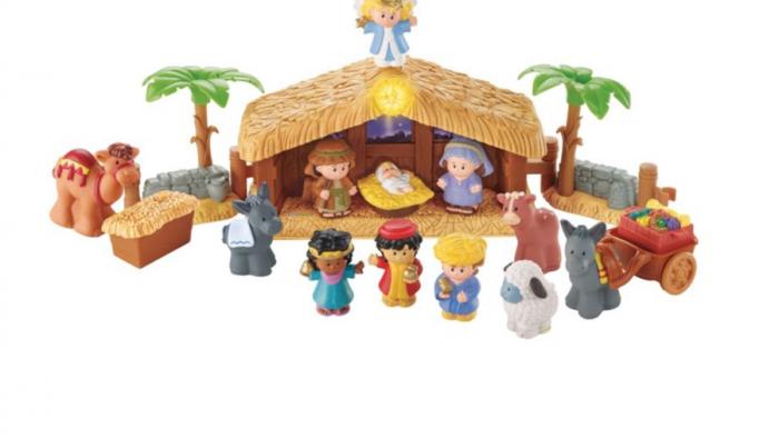 upominki świąteczne dla dzieci