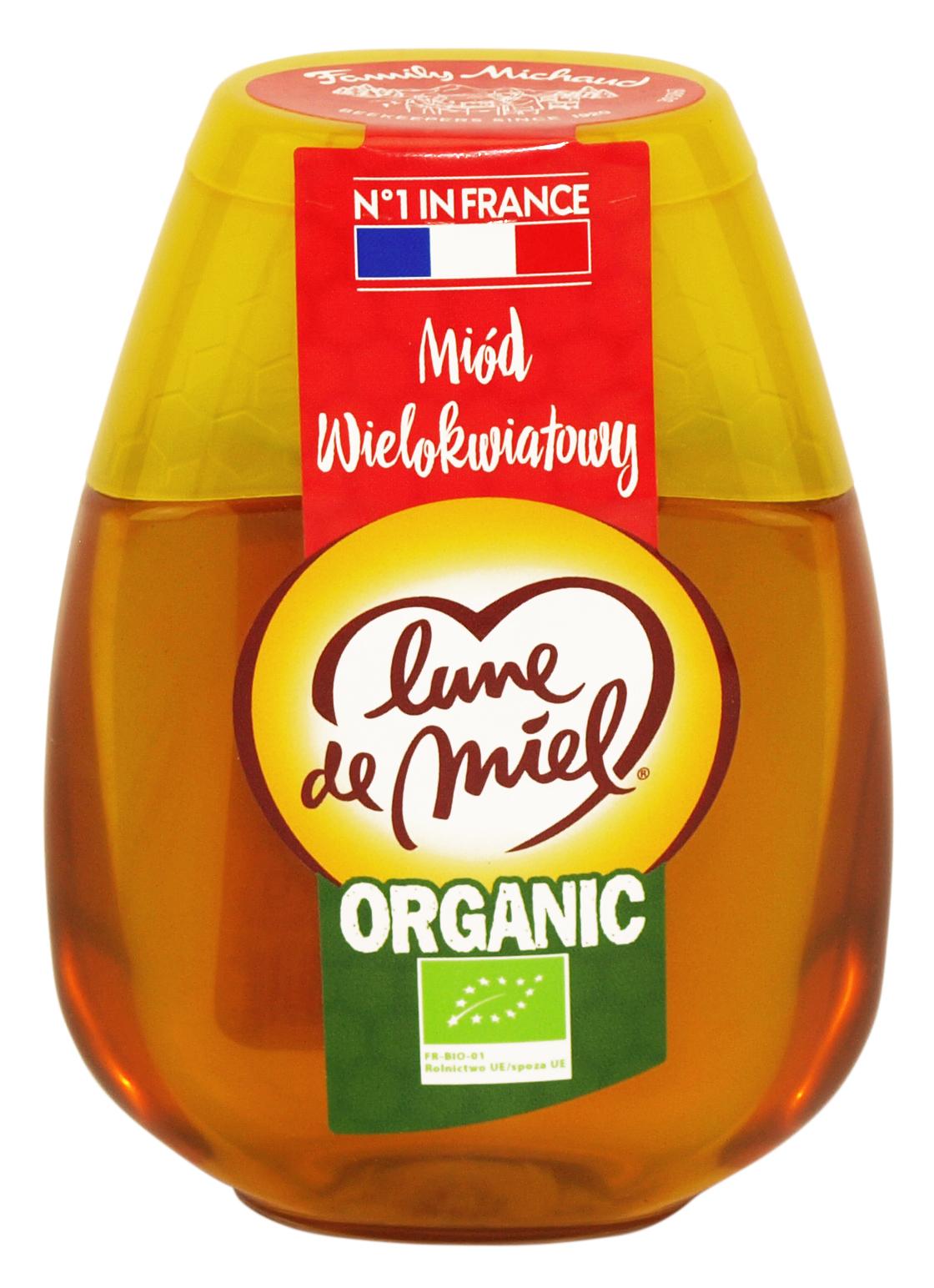 organiczny miód