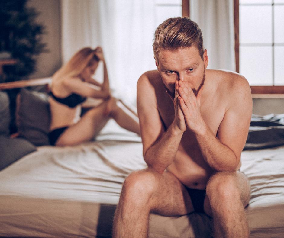 Zaburzenia erekcji wyspa kobiet
