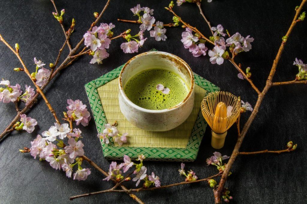 odmiany herbaty zielonej wyspa kobiet