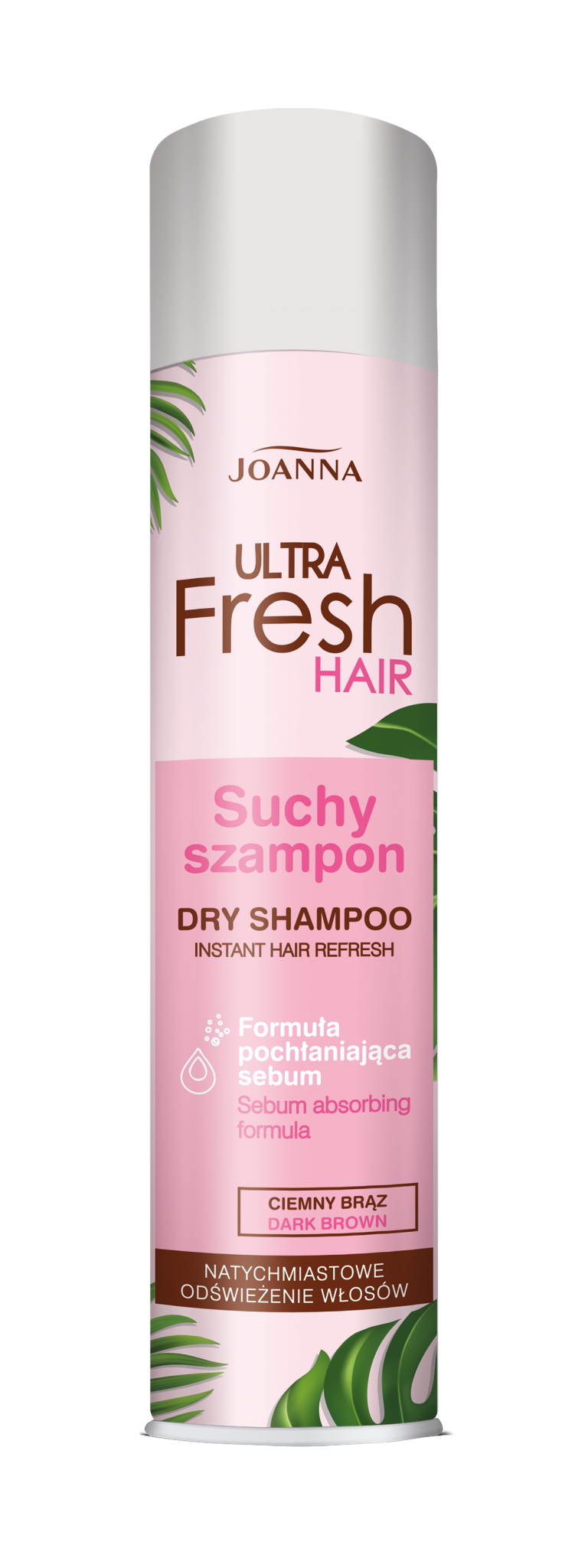 Suche szampony