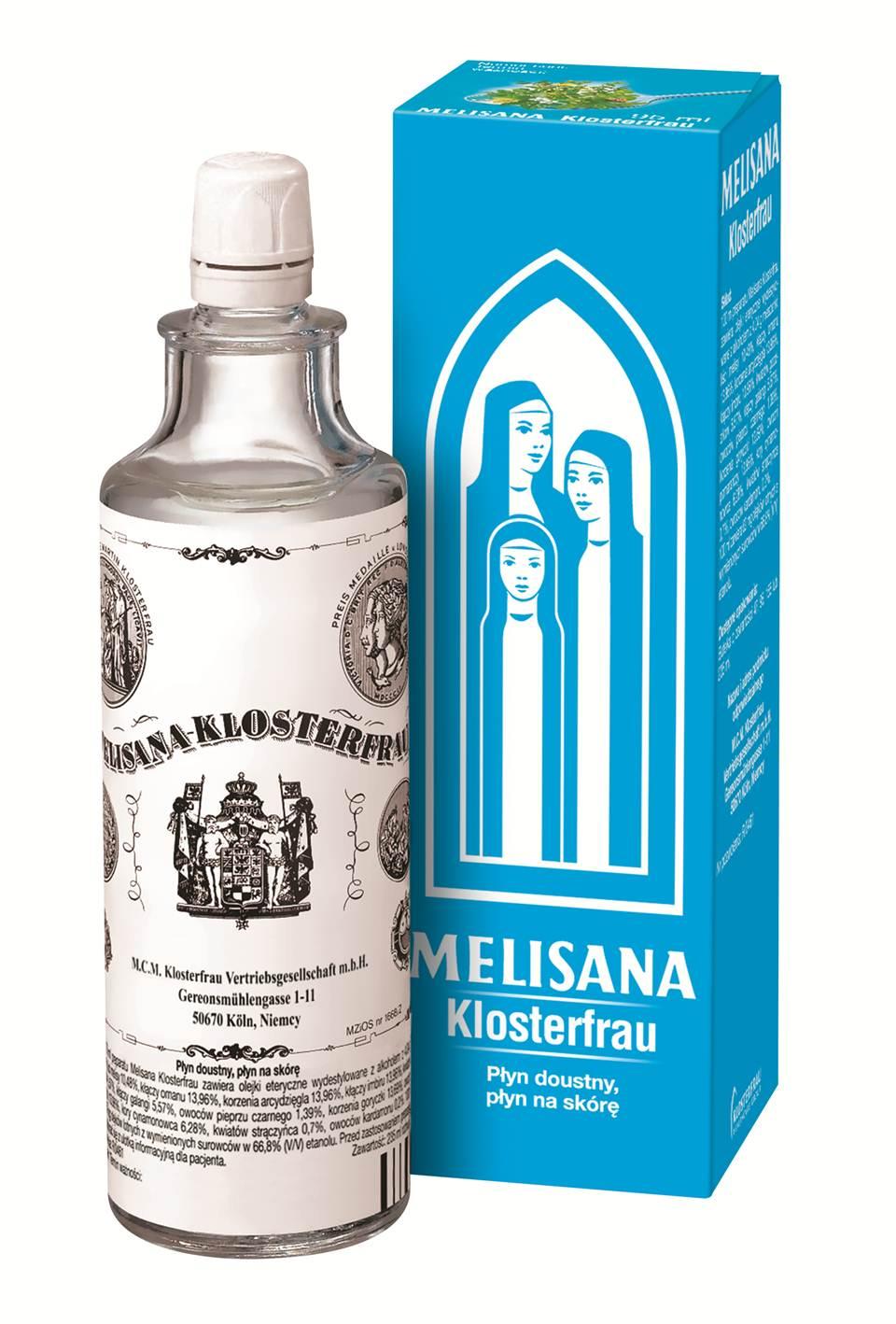 Melisana Klosterfrau Wyspa Kobiet