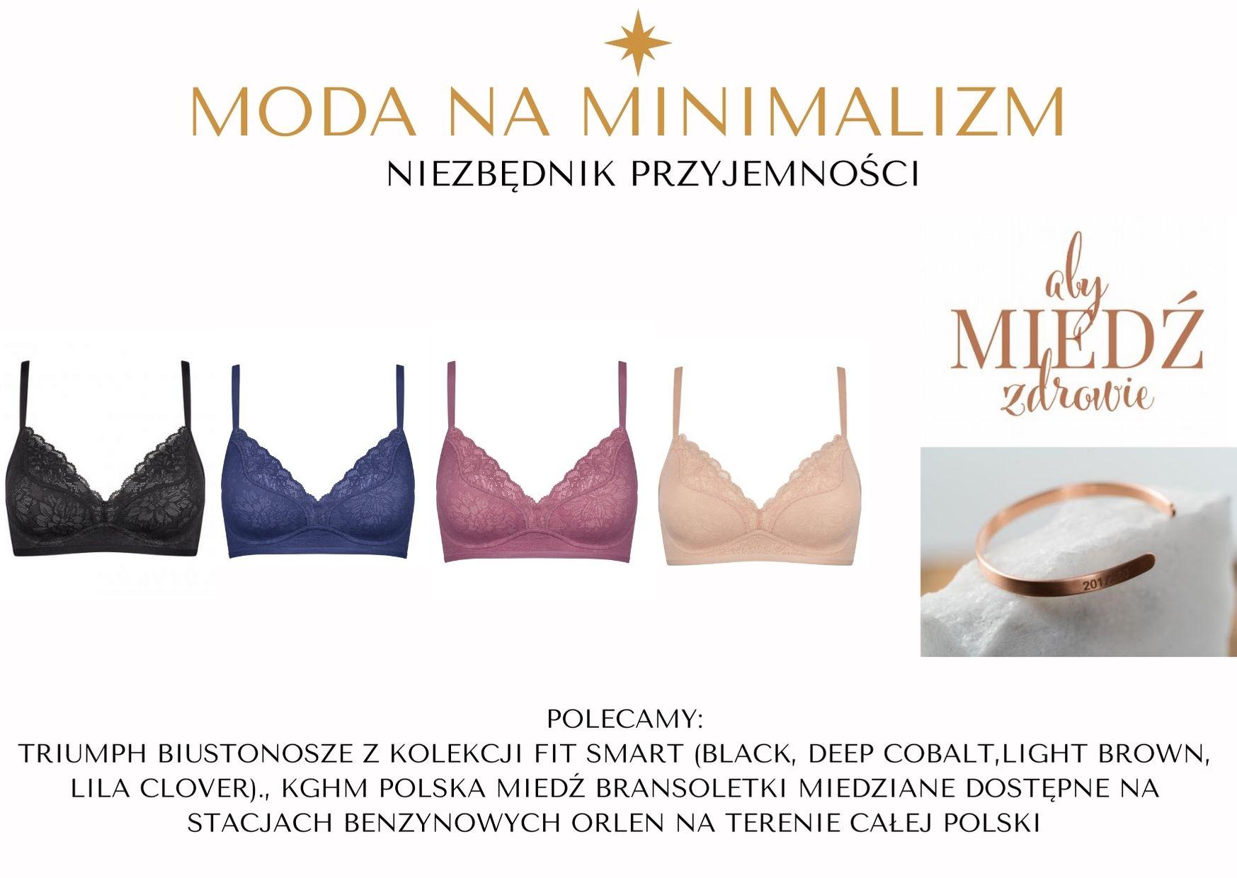 minimalizm wyspa kobiet