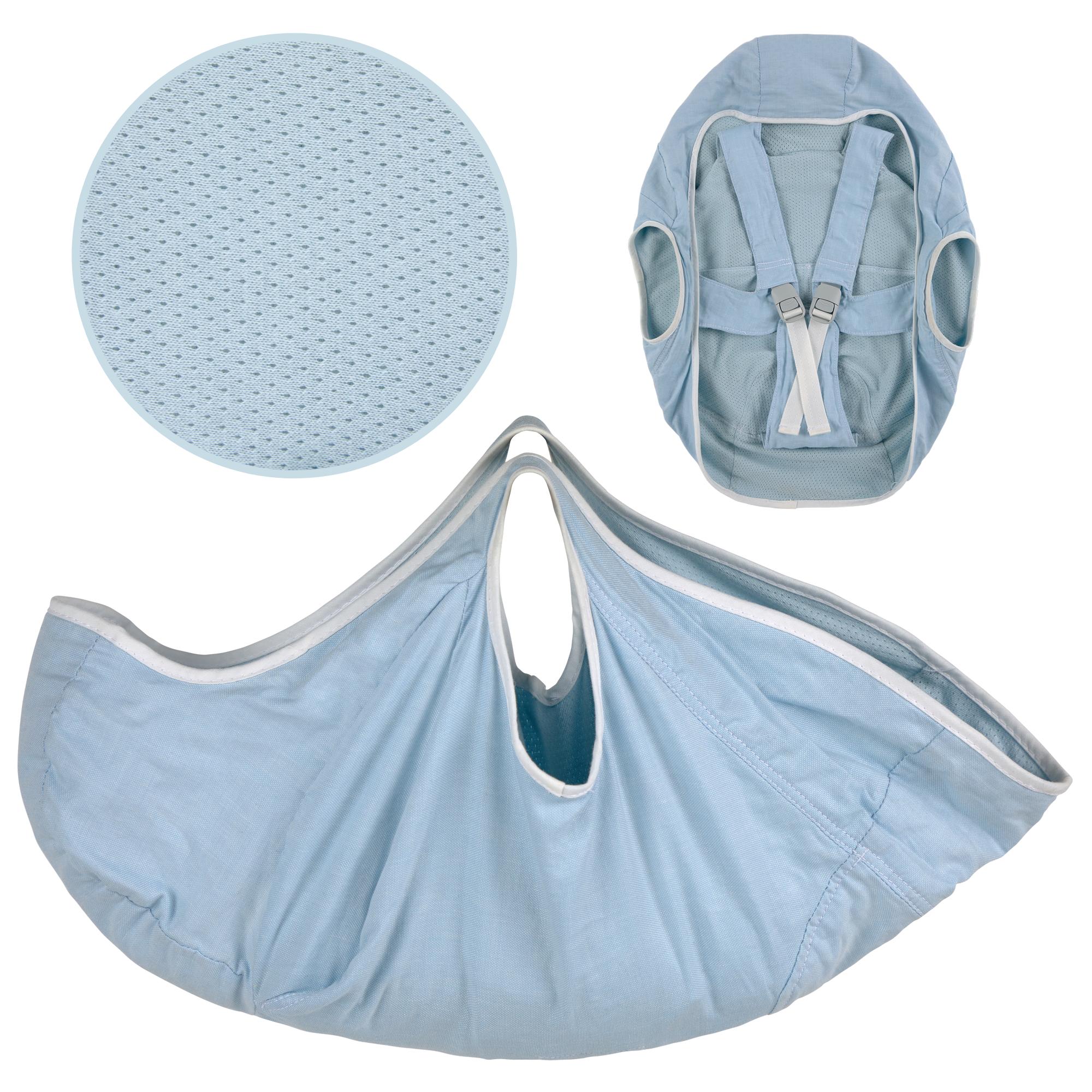 Nosidło dla noworodka wyspa kobiet