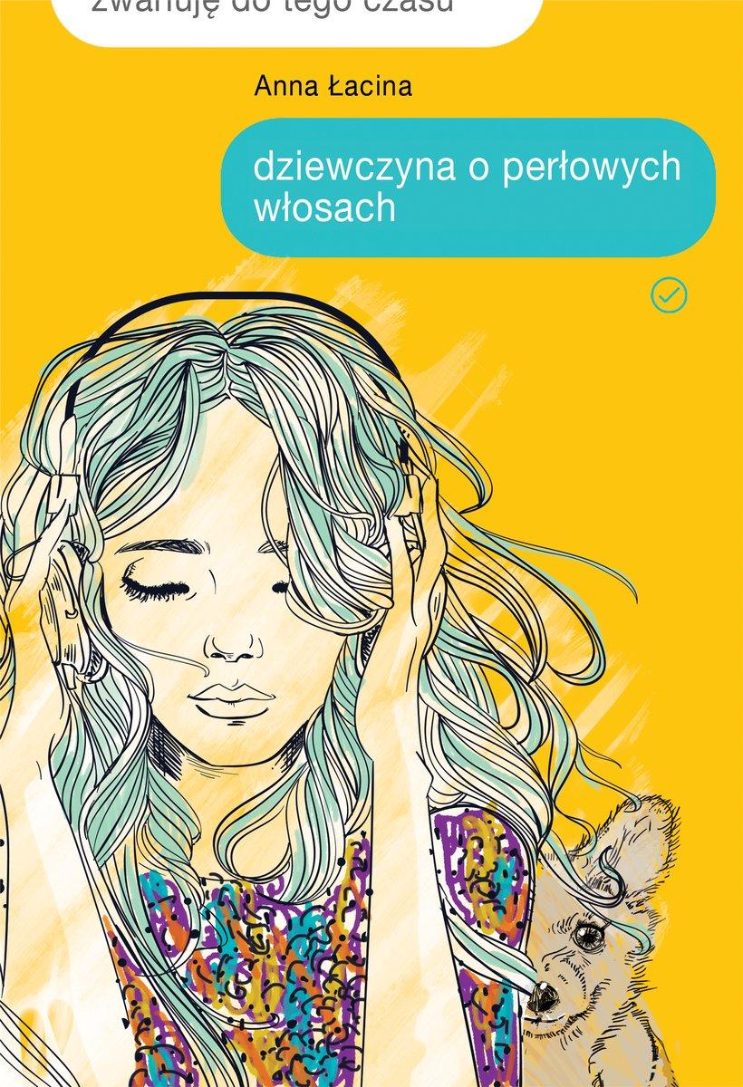 Dziewczyna o perłowych włosach wyspa kobiet